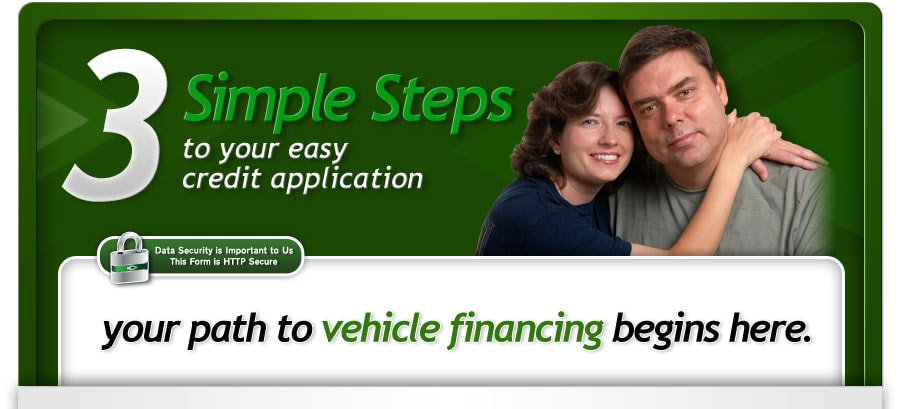 Your Path to Vehicle Financing Begins at Crosstown Auto Centre
