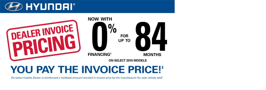 Lease Or Finance Dealer Invoice Pricing At Grande Prairie Hyundai In - Does a car dealer have to show you the invoice