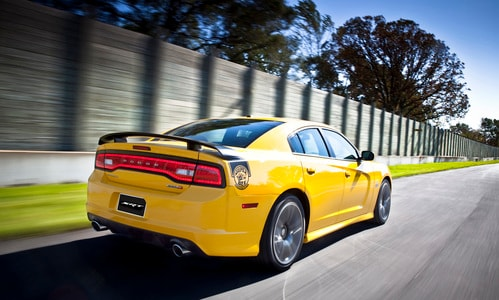2012 Dodge Charger SRT8 Super Bee Limited Edition