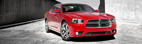 2012 Dodge Charger in EDMONTON