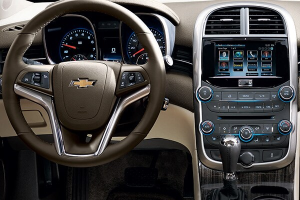 Chevy Malibu Limited technology
