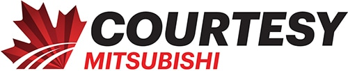 Courtesy Mitsubishi logo