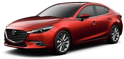 Mazda 3 at Planète Mazda
