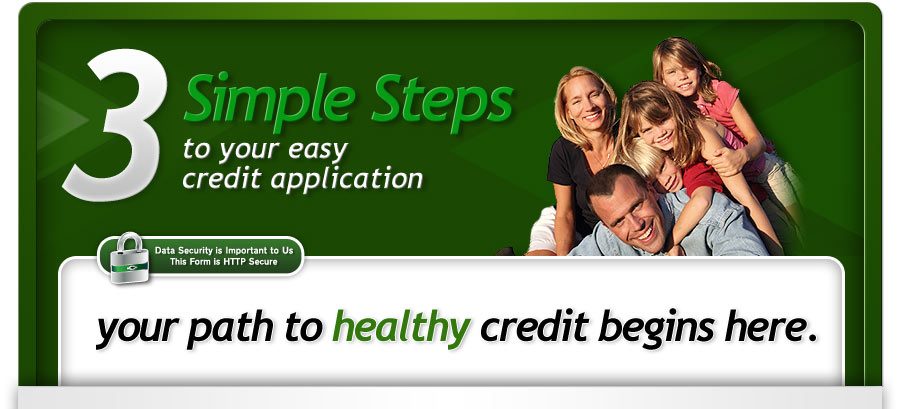 Your Path to Healthy Credit Begins at Ponoka Chrysler Jeep Dodge
