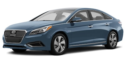 Sonata Hybrid at Sherwood Park Hyundai