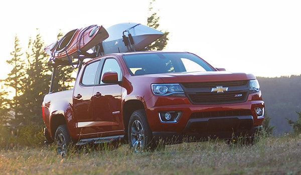 2016 Chevrolet Colorado | Duncan Chevrolet Dealer