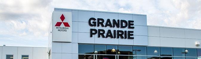 Grande Prairie Mitsubishi