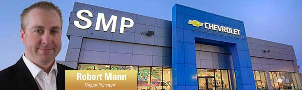SMP Chevrolet