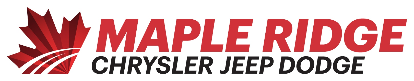 Maple Ridge Chrysler Jeep Dodge logo