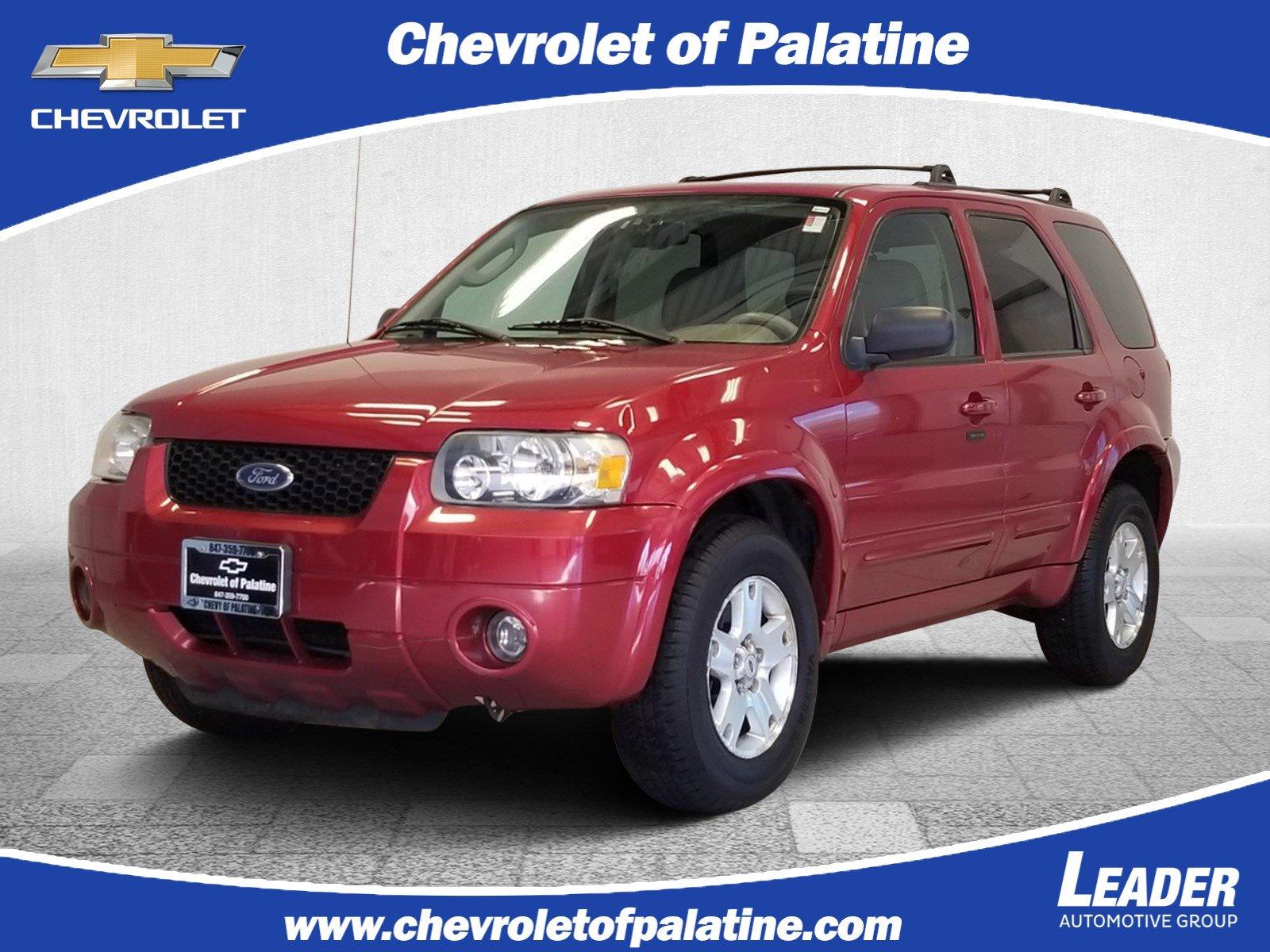 2006 Ford Escape Limited 3.0L SUV