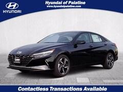 2021 Hyundai Elantra SEL Sedan