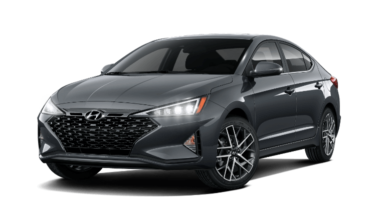 2020 Hyundai Elantra Sport - Machine Gray
