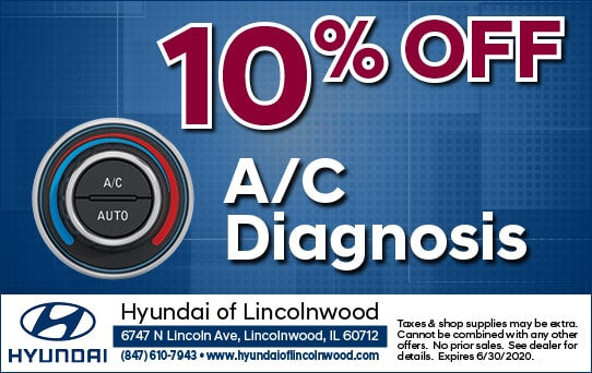 10% Off AC Diagnosis