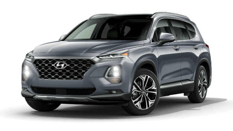 2020 Hyundai Santa Fe SEL 2.0T - Rainforest