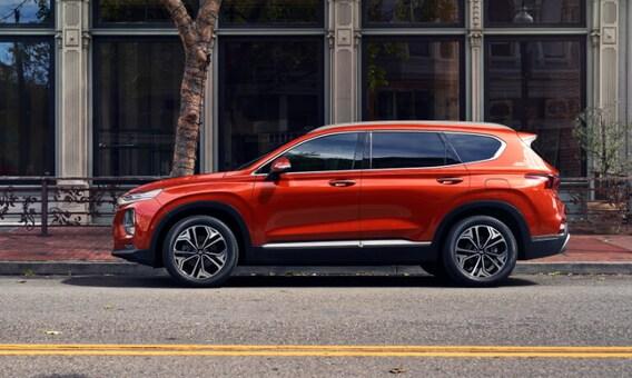 Hyundai Santa Fe Trim Levels Se Vs Sel Vs Limited 2020