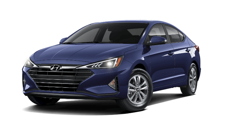 2020 Hyundai Elantra Eco - Lakeside Blue