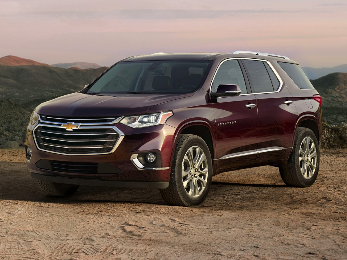 Used Chevrolet Traverse Lincolnwood Il