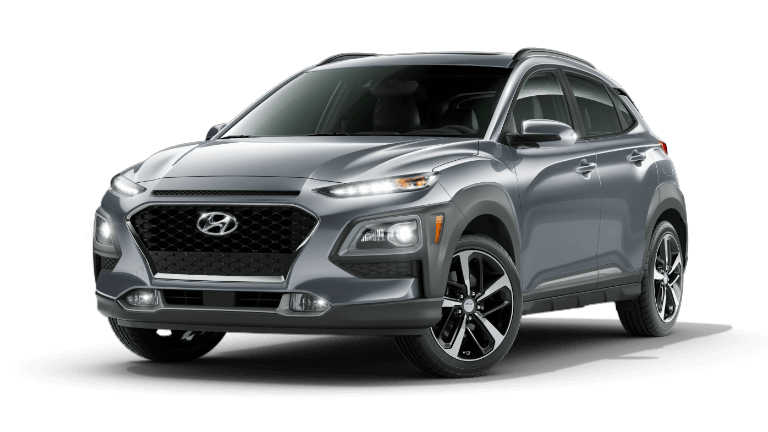 2020 Hyundai Kona Ultimate - Thunder Gray