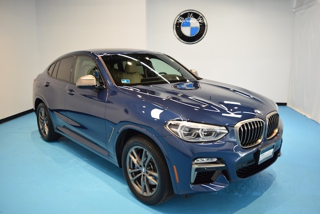 Used 2019 BMW X4 M40i Sports Activity Coupe in Middletown, RI