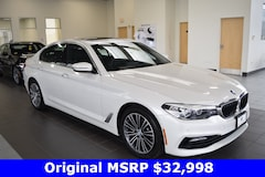 Certified Pre-Owned 2018 BMW 530i xDrive Sedan WBAJA7C55JWC75007 for Sale in Middletown