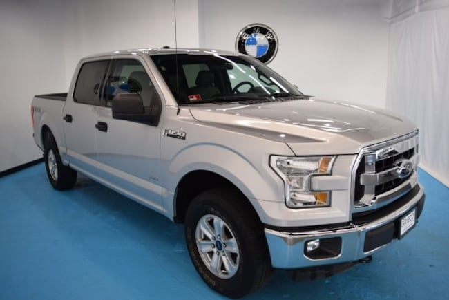Used 2016 Ford F-150 Truck SuperCrew Cab for sale in Warwick RI