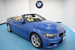 New  2018 BMW 430i 430i Convertible for sale in Middletown, RI