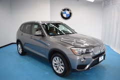 Certified Pre-Owned 2016 BMW X3 xDrive28i SAV 5UXWX9C5XG0D89209 for Sale in Middletown