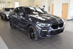 New  2021 BMW X6 M50i Sports Activity Coupe for sale in Middletown, RI