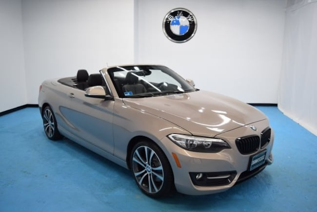 Certified Pre-Owned 2016 BMW 228i xDrive Convertible for sale in Middletown, RI