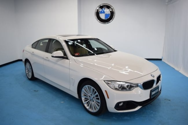 Certified Pre-Owned 2016 BMW 428i xDrive w/SULEV Gran Coupe for sale in Middletown, RI