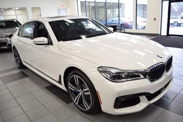 2017 BMW 750i