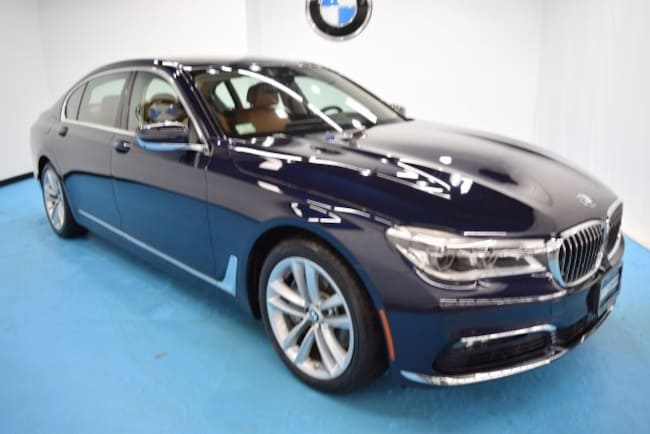 Certified Pre-Owned 2016 BMW 750i xDrive Sedan for sale in Middletown, RI