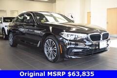 Certified Pre-Owned 2018 BMW 540i xDrive Sedan WBAJE7C53JWC56282 for Sale in Middletown