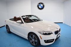 New  2017 BMW 230i xDrive Convertible for sale in Middletown, RI