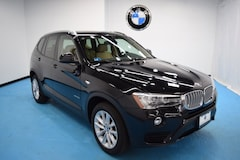 Certified Pre-Owned 2017 BMW X3 xDrive28i SAV 5UXWX9C51H0D97314 for Sale in Middletown