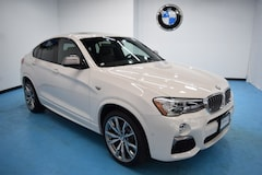 New  2018 BMW X4 M40i Sports Activity Coupe for sale in Middletown, RI