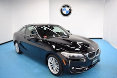 Certified Pre-Owned 2016 BMW 228i xDrive Coupe WBA1G9C51GV598962 for Sale in Middletown