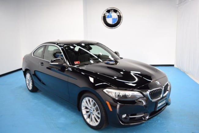 Certified Pre-Owned 2016 BMW 228i xDrive Coupe for sale in Middletown, RI