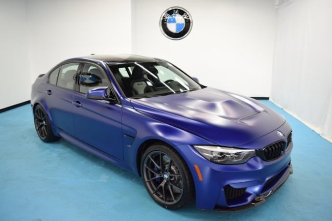 New 2018 BMW M3 CS Sedan for sale/lease in Middletown, RI