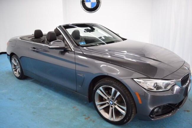 Certified Pre-Owned 2016 BMW 428i xDrive SULEV Convertible for sale in Middletown, RI