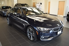 Certified Pre-Owned 2020 BMW 430i xDrive Gran Coupe WBA4J3C00LCD36861 for Sale in Middletown
