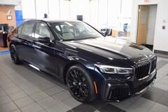 New  2022 BMW 750i xDrive Sedan for sale in Middletown, RI