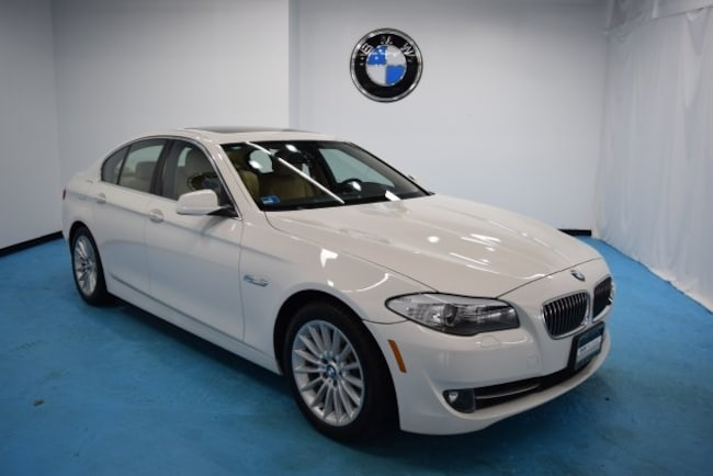 Used 2013 BMW 535i xDrive Sedan in Middletown, RI