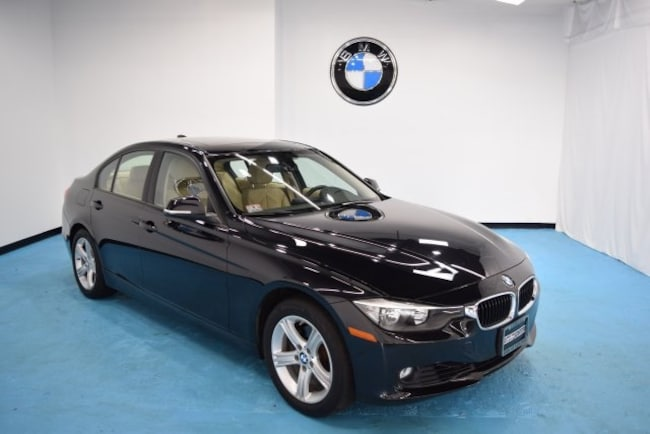 Certified Pre-Owned 2015 BMW 328i xDrive Sedan for sale in Middletown, RI