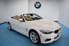 New  2019 BMW 430i xDrive Convertible for sale in Middletown, RI
