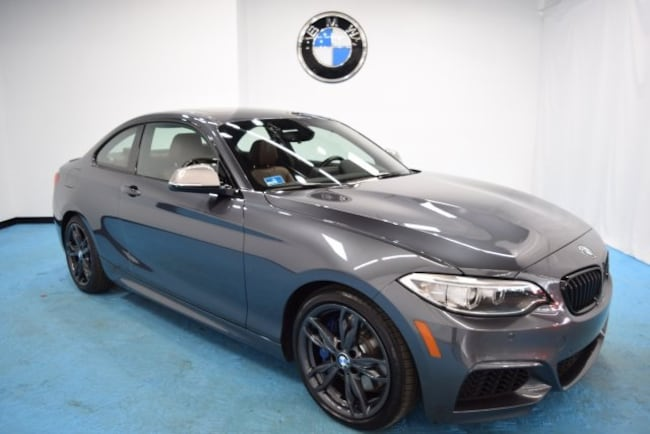 Certified Pre-Owned 2016 BMW M235i xDrive Coupe for sale in Middletown, RI