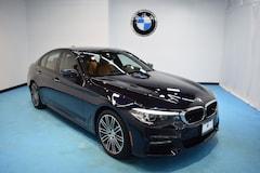 Certified Pre-Owned 2018 BMW 530i xDrive Sedan WBAJA7C59JG908082 for Sale in Middletown