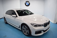 Certified Pre-Owned 2016 BMW 750i xDrive Sedan WBA7F2C53GG420124 for Sale in Middletown