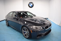 Certified Pre-Owned 2015 BMW M5 Sedan WBSFV9C5XFD595201 for Sale in Middletown