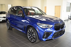 New  2021 BMW X5 M SAV for sale in Middletown, RI